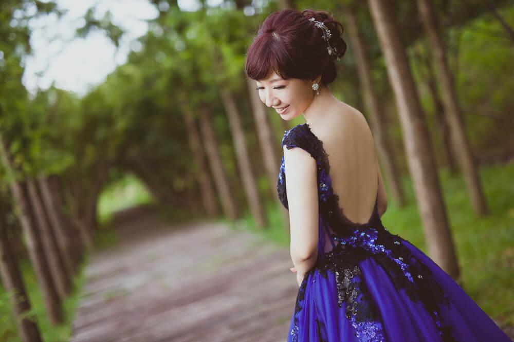 自助婚紗,婚紗基地,真愛桃花源,莫尼攝影,新娘造型,Dream婚紗,Miko,婚紗造型