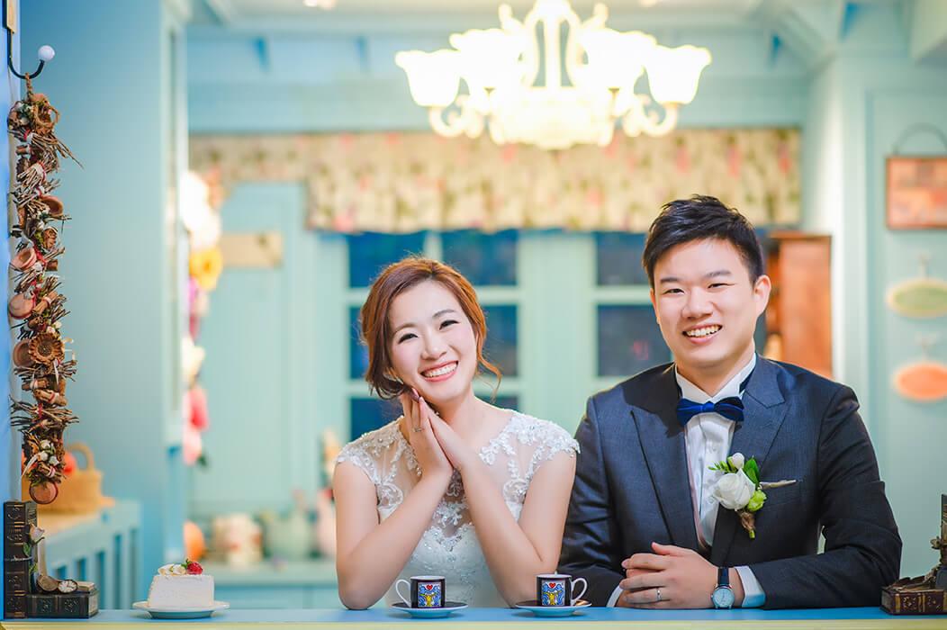 Dream婚紗工坊,自助婚紗,婚紗攝影師,小朱爸,造型師Miko 一滴水,日式建築,真愛桃花園,婚紗基地,婚紗拍攝