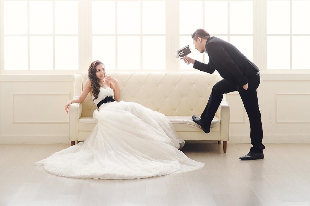 婚攝大青蛙工作室,Miko,Dream婚紗工坊,法鬥攝影棚,FarDog Studio,板橋林家花園,時尚,新娘造型,典雅,清新,可愛,自然,自助婚紗,個人特質