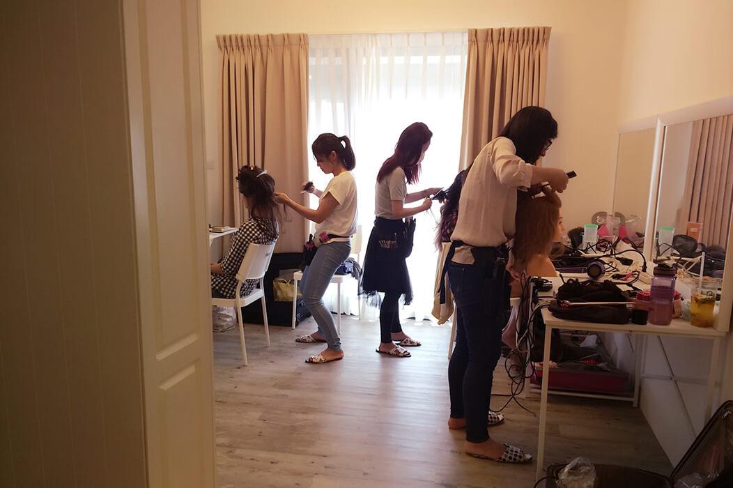 台中,台北,新娘秘書,教學,課程,新娘造型,新娘髮型