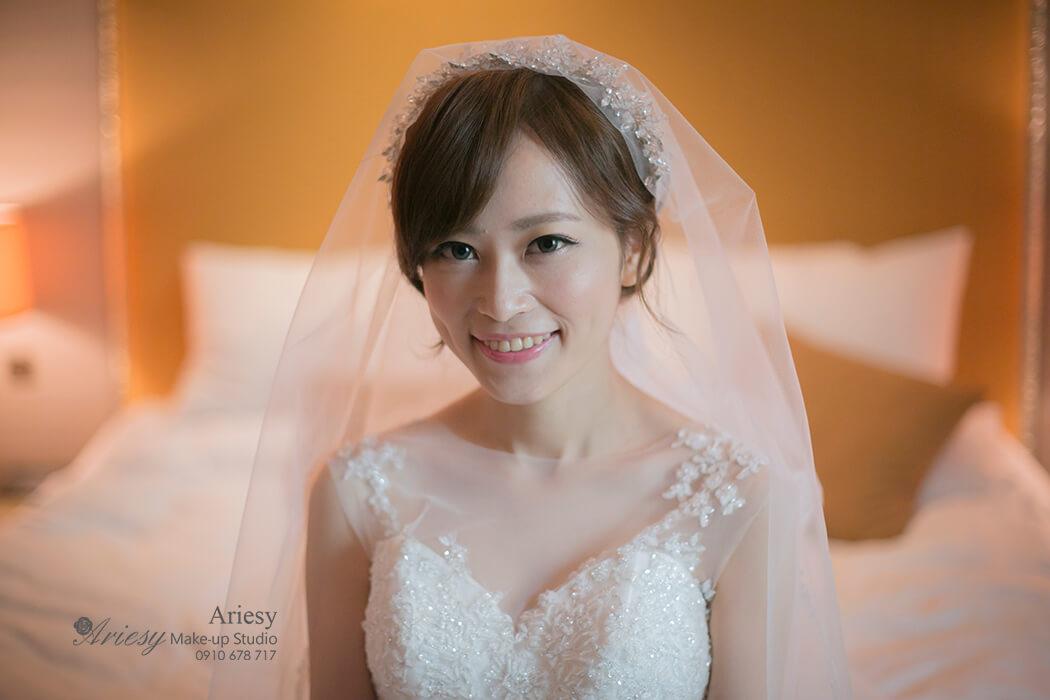 台北新秘推薦,新娘秘書推薦,遠企飯店結婚喜宴