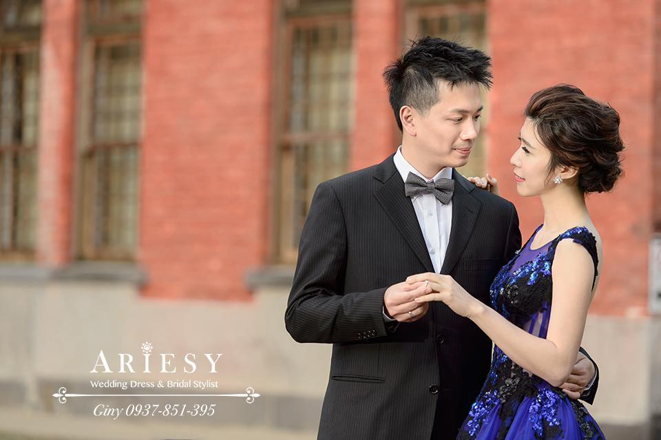 自助婚紗,新秘,台北新娘秘書,Giny, 婚攝小寶,ARIESY愛瑞思品牌訂製手工婚紗