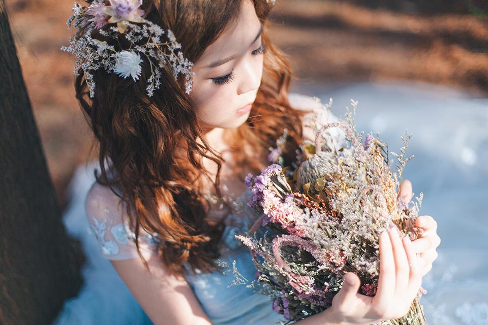 MIKO新娘秘書,台北自助婚紗,禮服工作室,逆光,台北新秘,手工婚紗