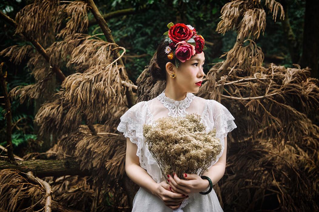 張道慈,攝影師破渡,台北新秘,自助婚紗,黑森林,淡水莊園