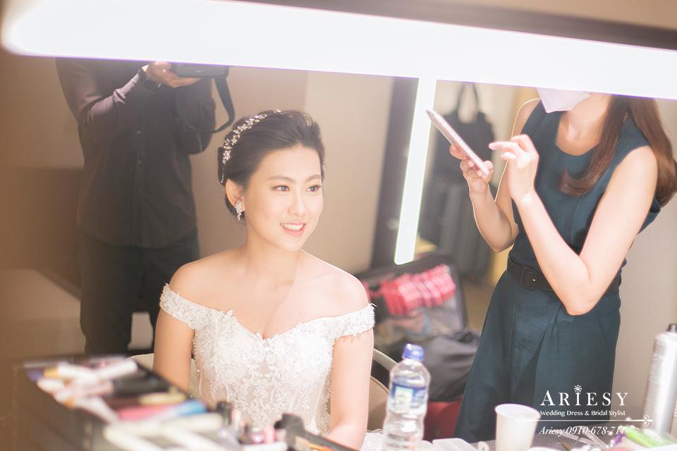 新娘造型,新娘秘書,新娘髮型