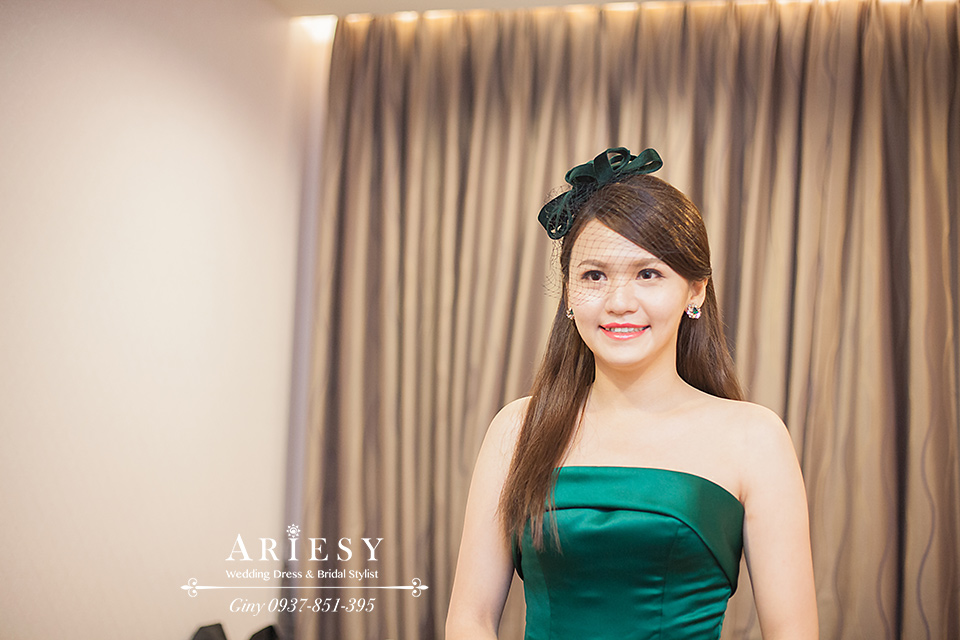 新娘化妝,時尚造型,旗袍造型,歐美風新秘,新娘髮型