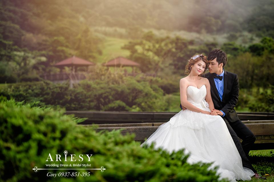 自助婚紗, 婚紗包套,新娘秘書,攝影師小朱爸,愛瑞思手工婚紗