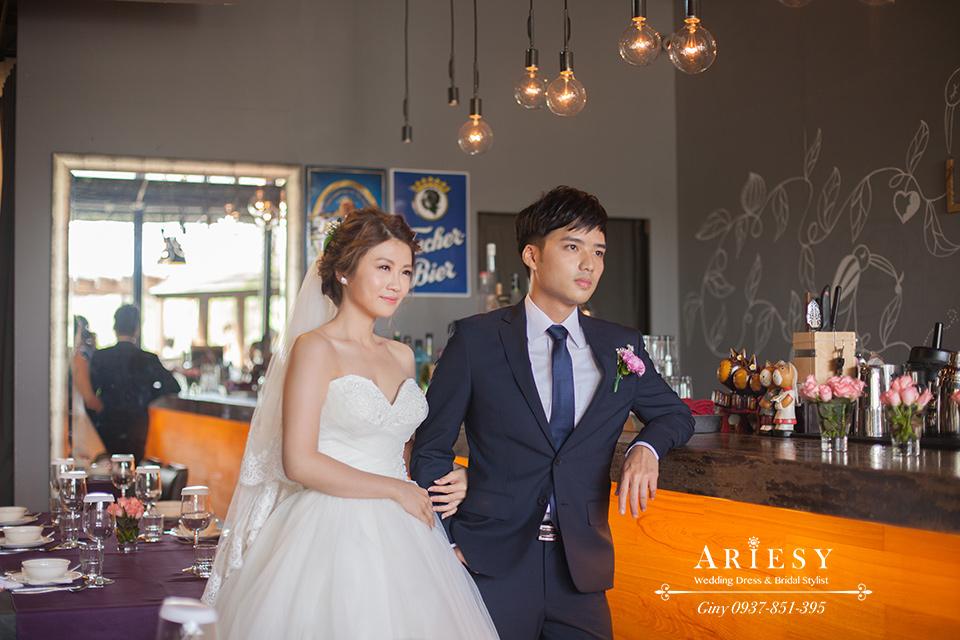 新娘妝髮,婚禮髮型,鮮花新秘,新娘,新娘頭飾,歐美造型