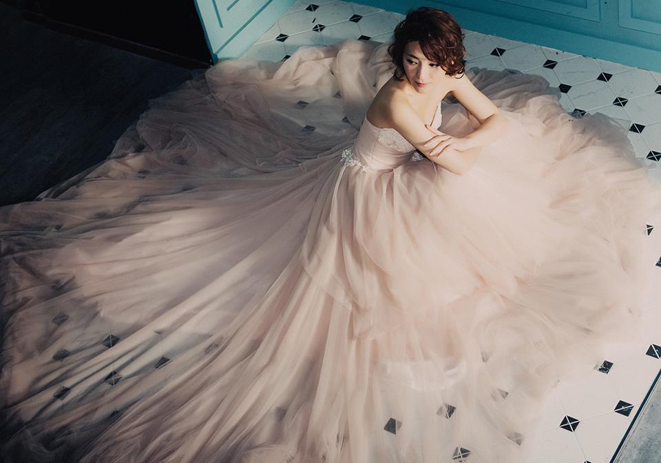 自助婚紗,瑪哲攝影,復古時尚,歐美風,自助婚紗,自主婚紗,短髮新娘造型