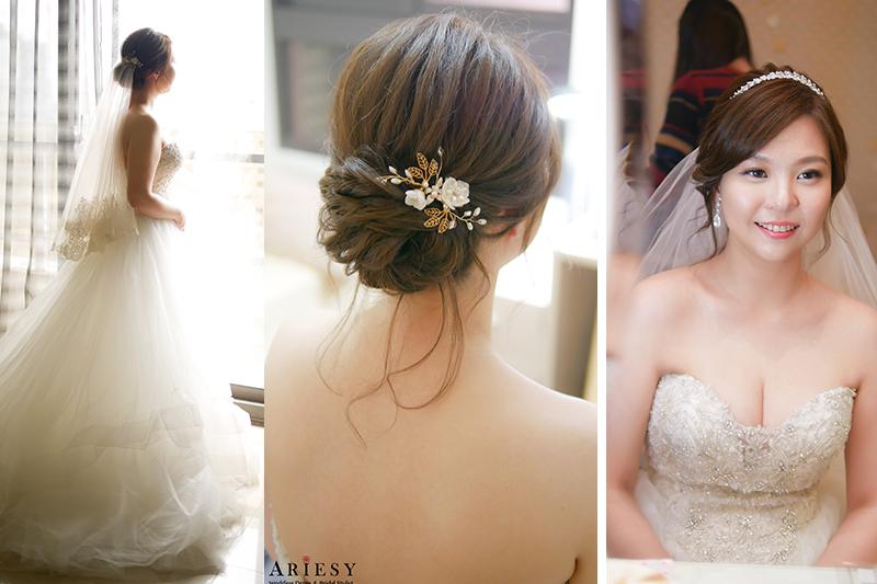 新娘秘書,台北新秘,歐美新娘,白紗造型,新娘造型,新娘髮型