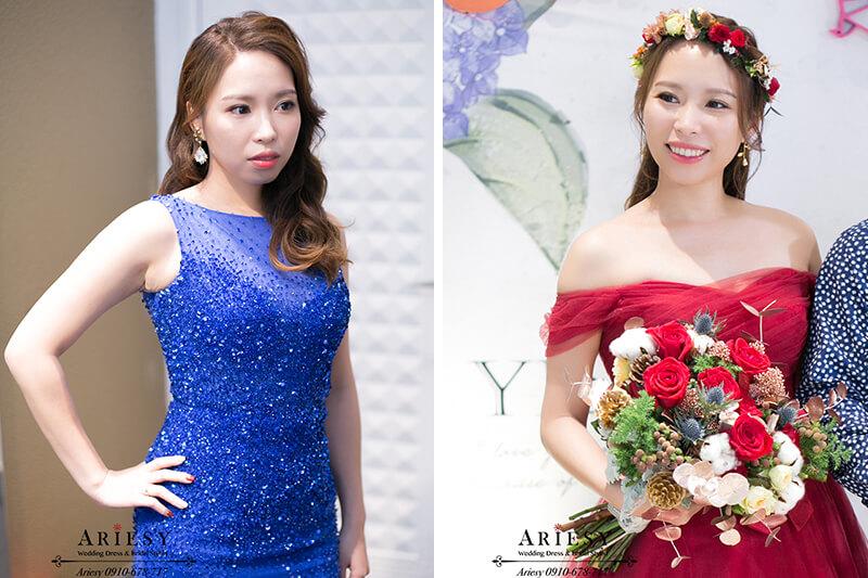 新秘,新莊晶宴,名媛髮型,花圈新娘造型,時尚新娘造型,新娘秘書