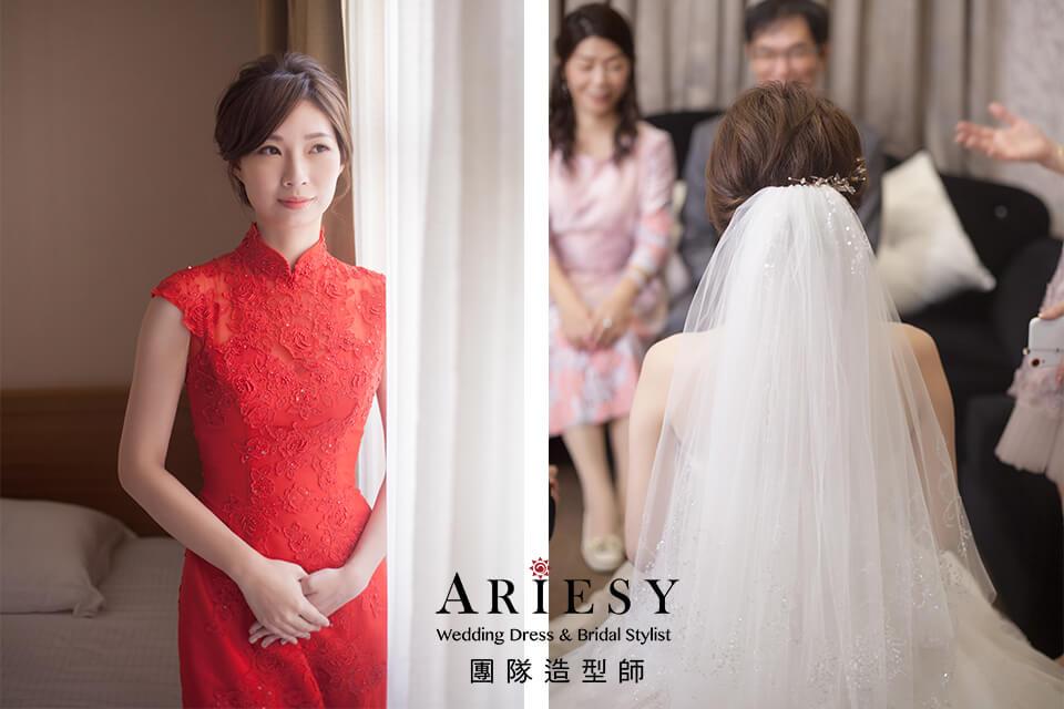 文定新娘造型,新娘盤髮,台北新秘,新秘推薦,迎娶造型