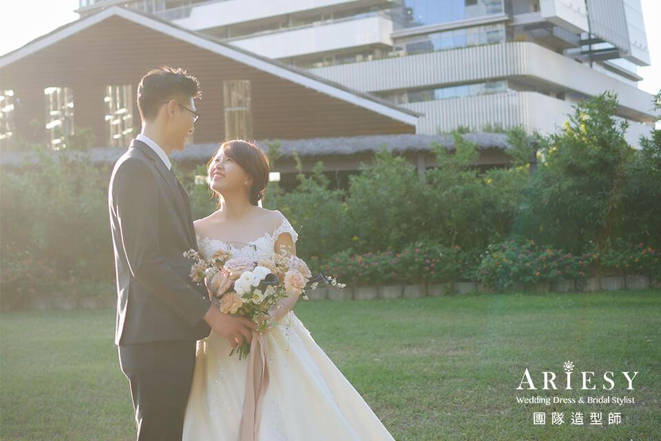 新娘髮型,新秘推薦,美式婚紗,新娘迎娶造型,新娘秘書