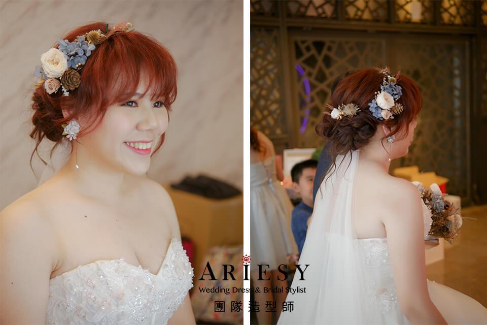 新娘白紗造型,編髮造型,新秘推薦,新秘花藝,新娘花藝造型