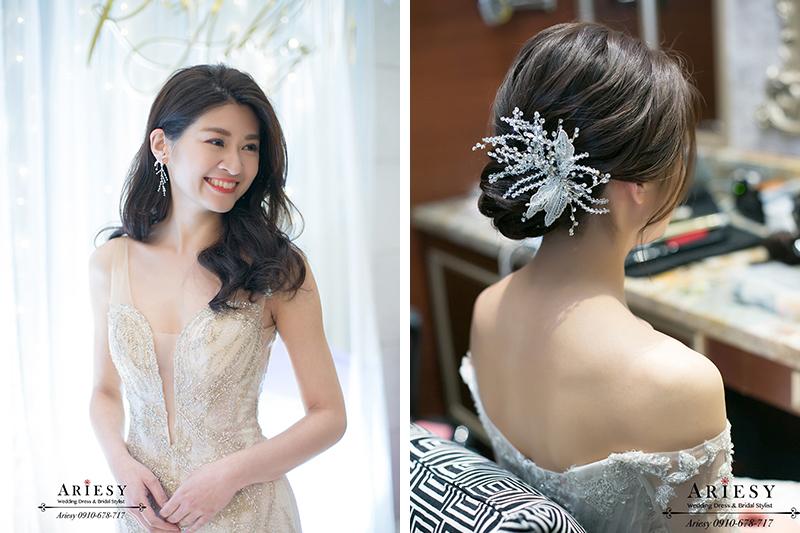 新娘秘書,新秘,愛瑞思,ARIESY,歐美風新秘,韓風新娘秘書,韓系新娘造型,歐美風新娘髮型